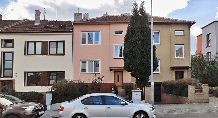 RD Břenkova, Brno - Černá Pole
