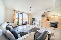 Prodej mezonetového bytu 3+kk, 81m² + terasa 10 m2, ul. Marešova - Brno - Veveří