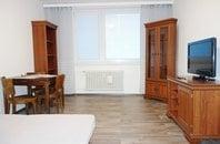 Pronájem nezařízeného bytu 1+kk, 29 m², Brno - Královo Pole, ul. Srbská