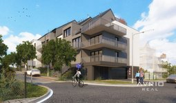 Prodej bytu 3+kk, 80,2 m², galerie, dvě koupelny, Rezidence Střelice