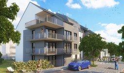 Prodej bytu 1+kk, 40,6 m², balkón, Rezidence Střelice
