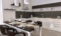 Prodej bytu 2+kk, 66,3 m², lodžie, půda, Střelice