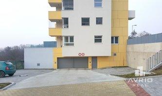Pronájem venkovního parkovacího stání, Brno - Židenice, ulice Líšeňská, novostavba Rezidence Juliana