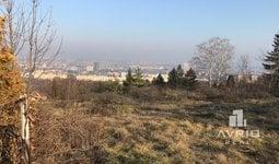 Stavební pozemek na Červeném kopci - 1193 m² - Brno-Bohunice