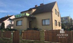 Rodinný dům se zahradou v žádané lokalitě, ul. Křižkovského