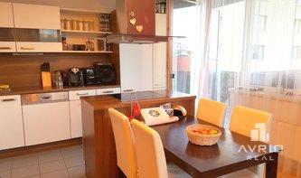 Prodej bytu 2+kk, Brno - Starý Lískovec, terasa, garážové stání, novostavba, ulice U Leskavy