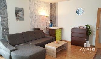 Prodej krásného bytu 2+kk, Brno Medlánky, terasa, sklep, ulice K Babě