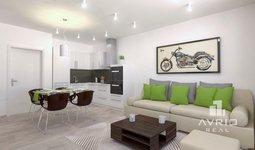 Prodej bytu 2+kk, 49,5 m², balkón, Rezidence Střelice (208)