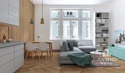 Jedinečný byt 2+kk, 69 m² - Brno - Veveří