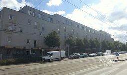 Prodej pěkného bytu 3+kk, Brno Královo Pole, cihlový dům, garáž, sklep, balkón, zahrada k užívání, ulice Kosmova