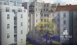 Byt 2+kk s lodžií, 53,5 m² - Brno - Veveří