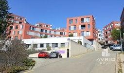 Prodej krásného bytu 2+kk, Brno Štýřice, garážové stání, velký sklep, ulice Jaroslava Foglara