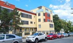 Krásný nový byt 3+1, Brno Štýřice, dvě terasy, klimatizace, parkovací stání, novostavba, ulice Vinohrady