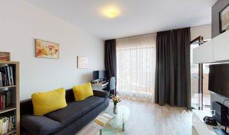 Prodej, Byty 1+kk, 52m² , balkón, parkování, Brno-Slatina Zelené město