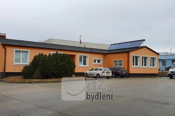 Prodej komerčního objektu 4387m²  Planá nad Lužnicí