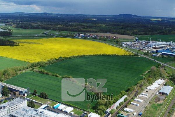 Prodej komerčního pozemku 100 000 m² Průmyslová, Planá nad Lužnicí