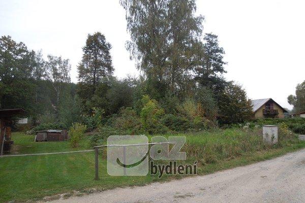 Prodej pozemku 636  m²