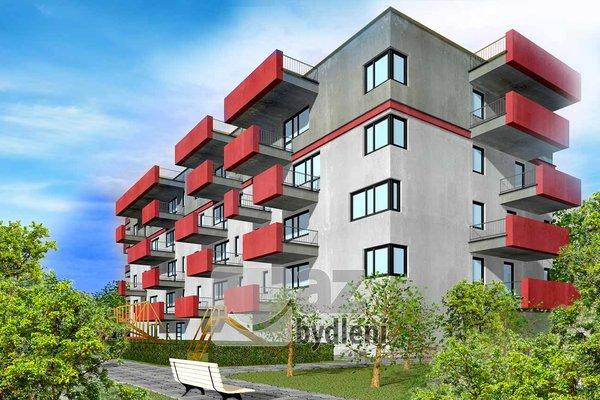 Prodej rezidenčního bytu s prostorným balkonem 4kk, 77m2, Maredův Vrch, POSLEDNÍ VOLNÝ