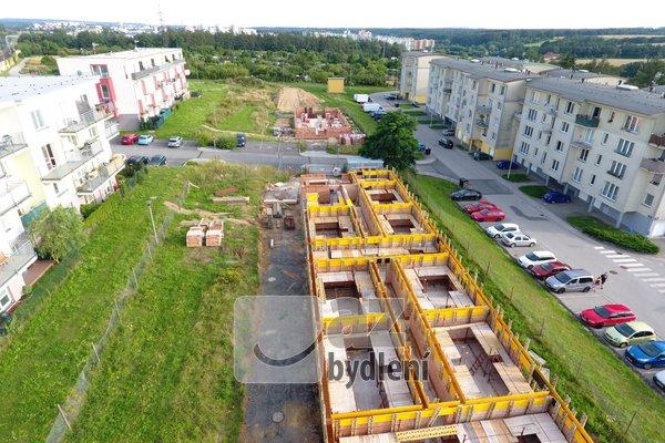 Poslední z volných bytů s Jihovýchodní orientací 2+kk, 62m² - Tábor, Maredův Vrch