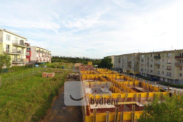Prodej jednoho z posledních volných bytů 3+kk, 73m² - Tábor Maredův Vrch