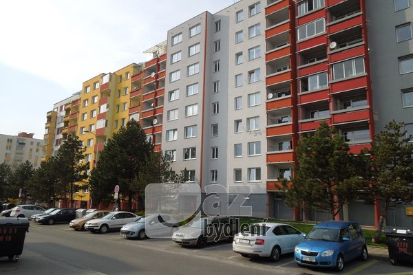 Pronájem bytu 2+kk, 42 m² Tábor