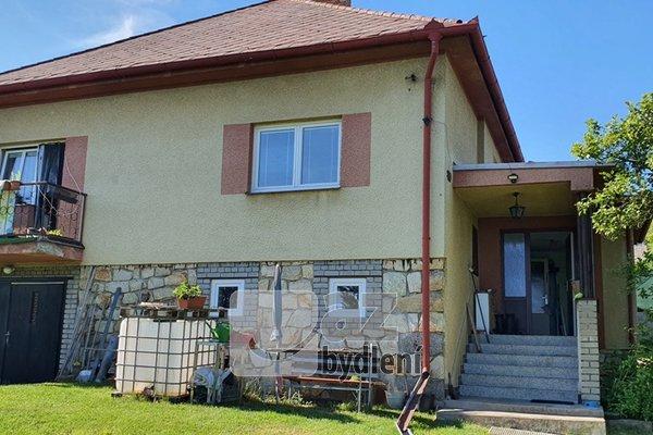 Prodej rodinného domu 130 m², pozemek 864 m² Tábor – Náchod