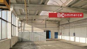 PRONÁJEM vytápěné skladové haly v Brně