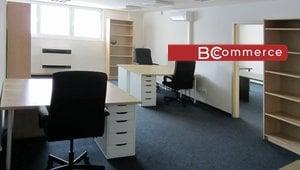 Pronájem samostatné kancelářské jednotky v centru města Brna, 85m2