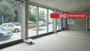 Pronájem obchodních prostor/bistro v centru města Brna, 117m²