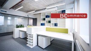 Pronájem moderních kancelářských prostor v blízkosti dálničního okruhu, 1500 m²