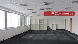 Pronájem kancelářské jednotky v moderním objektu, 111 m2, Kuřim