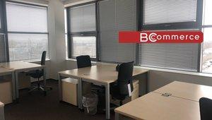 Moderní plně vybavené kanceláře v rámci administrativního centra, Brno