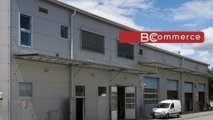 Pronájem moderní výrobní haly s administrativním zázemím