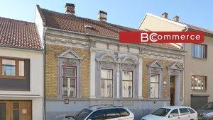 Prodej řadového rodinného domu v Brně - Králově Poli