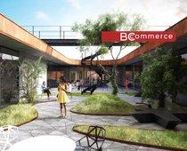 Pronájem nových reprezentativních kanceláří v centru města, 1000m²