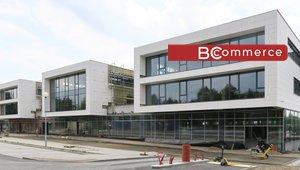 Pronájem, obchodní jednotky v novostavbě administrativní budovy, Brno - Lesná