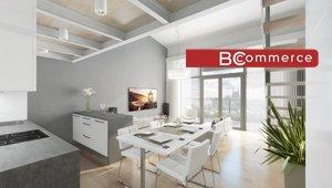 Prodej loftového bytu 4+kk, 95m² s terasou