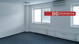 Pronájem samostatné kanceláře 38m²