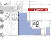 Nová moderní kancelářsko - obchodní  jednotka, 263m²