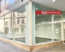 Přízemní obchodní prostor v centru města Brna