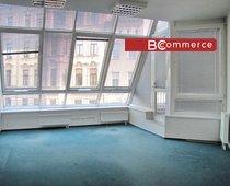 Kancelářská jednotka 250m² s balkony v centru města Brna