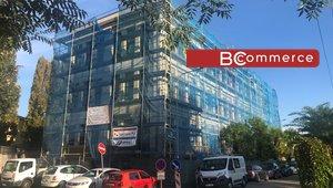 Pronájem přízemní komerční jednotky, 380m² - Brno - Husovice