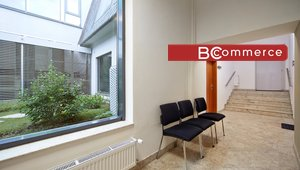 Moderní kancelářská jednotka v centru Brna, 40m²