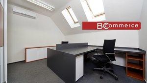 Moderní kancelářská jednotka v centru Brna, 18m²