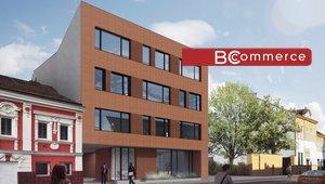 Pronájem nových kancelářských prostor, 147m2, Brno sever