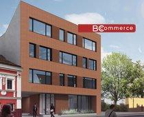 Pronájem nových kancelářských prostor,114m2,  Brno sever