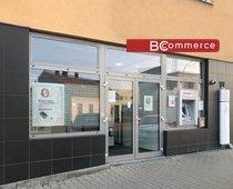 Obchodní jednotka v Brně na hlavní třídě