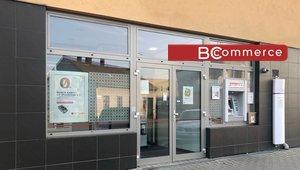 Obchodní/kancelářská jednotka v Brně sever na hlavní třídě
