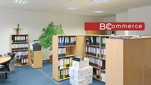 Kancelářská jednotka s vlastním zázemím v Brně na hlavní třídě