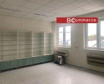 Pronájem přízemní obchodně-skladovací jednotky v Brně Komárov